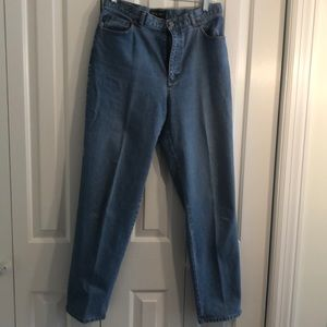 Ralph Lauren jeans size 10 recently pressed